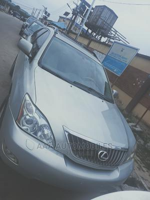 Lexus RX 2008 350 XE 4x4 Green   Cars for sale in Lagos State, Surulere