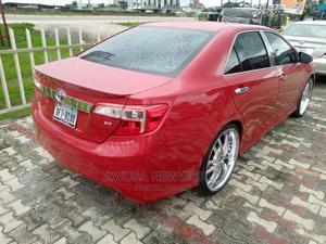 Toyota Camry 2014 Red | Cars for sale in Enugu State, Enugu