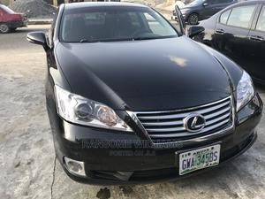 Lexus ES 2011 350 Black   Cars for sale in Rivers State, Port-Harcourt