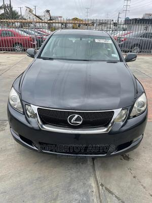 Lexus GS 2008 350 AWD Gray | Cars for sale in Lagos State, Lekki