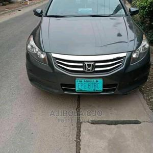 Honda Accord 2010 Sedan EX V-6 Gray | Cars for sale in Lagos State, Abule Egba
