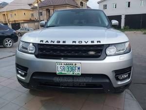 Land Rover Range Rover Sport 2014 Silver | Cars for sale in Lagos State, Amuwo-Odofin