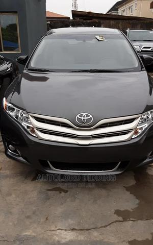 Toyota Venza 2015 Gray | Cars for sale in Lagos State, Ikeja