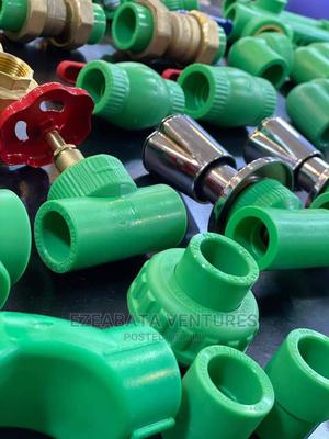 Quality Turkey Ppr Fittings   Building Materials for sale in Lagos State, Orile