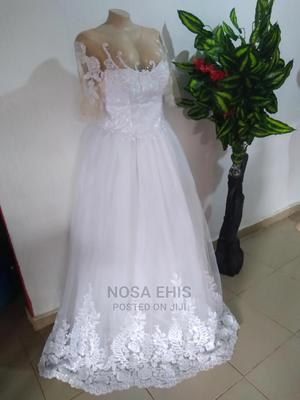 Quality Wedding Gown For Sale | Wedding Wear & Accessories for sale in Edo State, Benin City