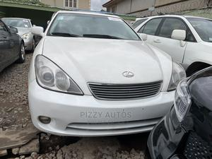 Lexus ES 2005 330 White | Cars for sale in Lagos State, Ogba