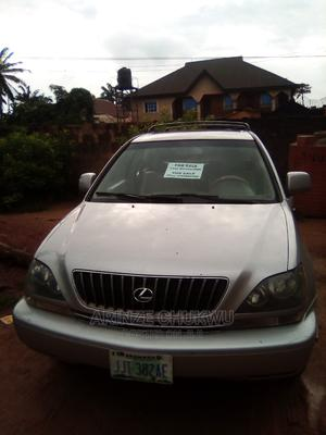 Lexus RX 2005 300 XE Automatic Silver | Cars for sale in Enugu State, Enugu