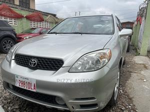 Toyota Matrix 2003 Silver | Cars for sale in Lagos State, Ogba