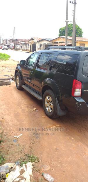 Nissan Pathfinder 2006 Black | Cars for sale in Edo State, Benin City