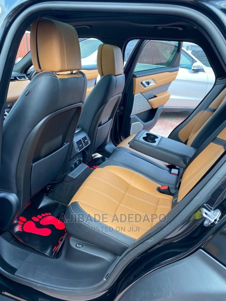 Land Rover Range Rover Velar 2018 P380 HSE R-Dynamic 4x4 Black | Cars for sale in Ajah, Lagos State, Nigeria