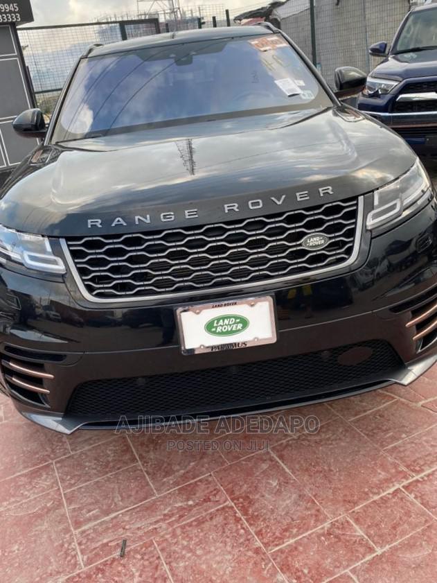 Land Rover Range Rover Velar 2018 P380 HSE R-Dynamic 4x4 Black
