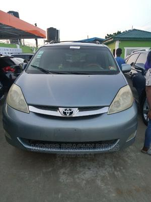 Toyota Sienna 2007 Blue | Cars for sale in Lagos State, Ogba