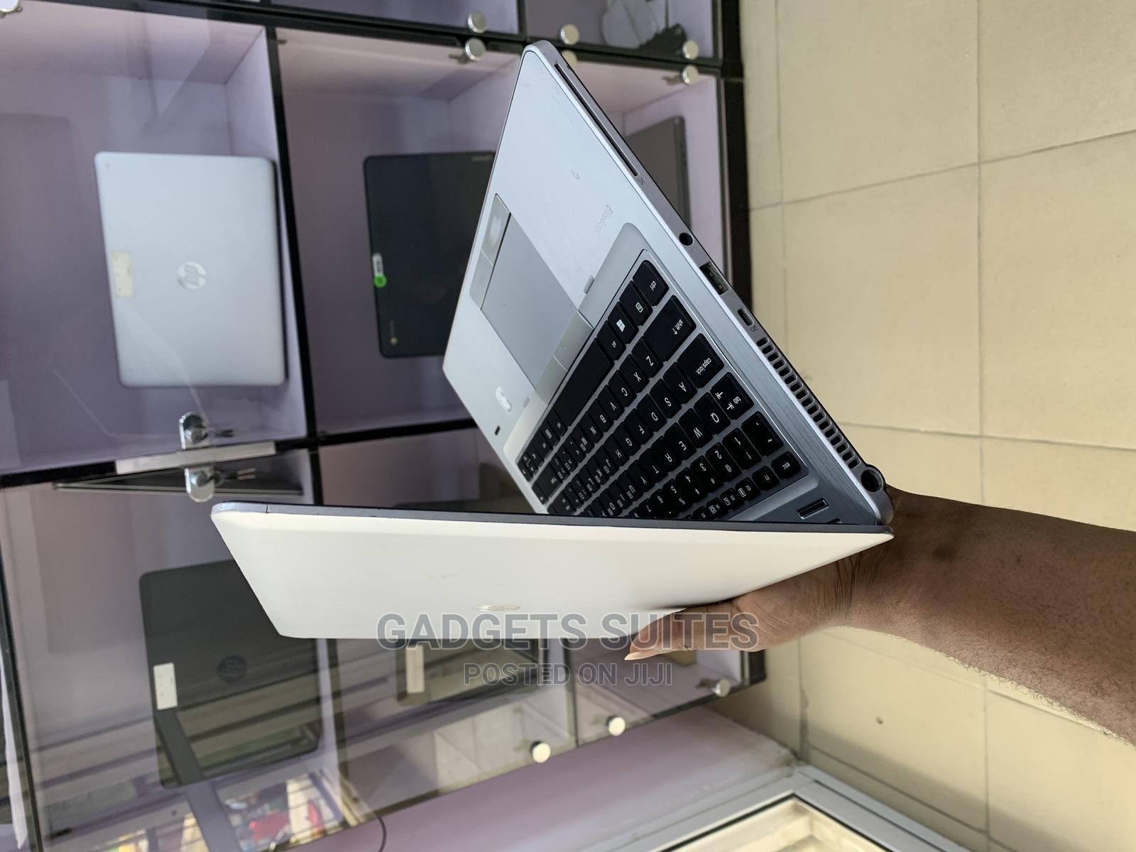 Laptop HP EliteBook Folio 9470M 4GB Intel Core I5 HDD 500GB | Laptops & Computers for sale in Ikeja, Lagos State, Nigeria