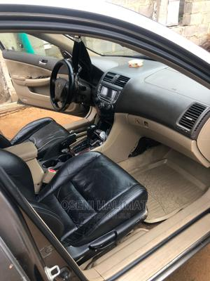 Honda Accord 2007 2.0 Comfort Automatic Gray | Cars for sale in Lagos State, Ipaja