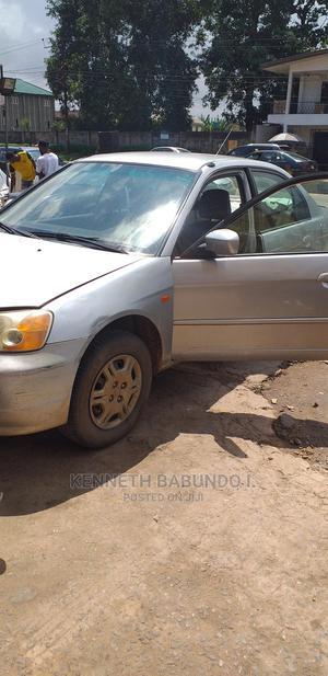 Honda Civic 2001 Silver | Cars for sale in Edo State, Benin City