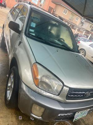 Toyota RAV4 2004 Silver | Cars for sale in Lagos State, Yaba