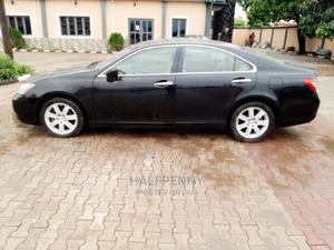 Lexus ES 2009 350 Black | Cars for sale in Lagos State, Isolo