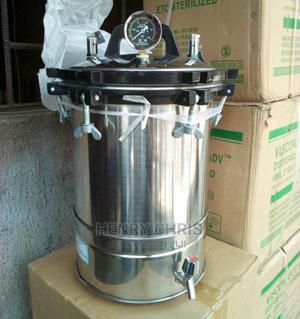 18litres Autoclave Machine | Medical Supplies & Equipment for sale in Lagos State, Lagos Island (Eko)