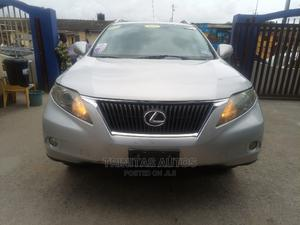 Lexus RX 2012 350 AWD Silver | Cars for sale in Lagos State, Surulere