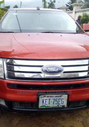 Ford Edge 2009 Orange | Cars for sale in Rivers State, Port-Harcourt