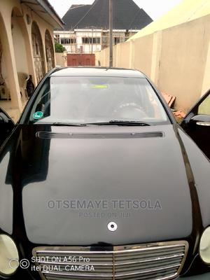 Mercedes-Benz C240 2003 Black | Cars for sale in Delta State, Oshimili South