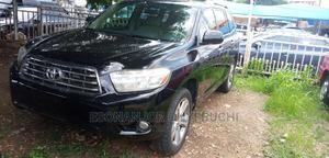 Toyota Highlander 2009 Sport Black | Cars for sale in Abuja (FCT) State, Garki 2