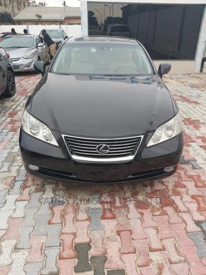 Lexus ES 2008 350 Black   Cars for sale in Lagos State, Ajah