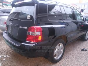 Toyota Highlander 2005 Limited V6 Black   Cars for sale in Lagos State, Apapa