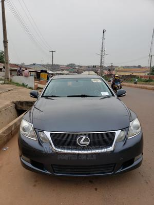 Lexus GS 2008 Gray | Cars for sale in Oyo State, Egbeda