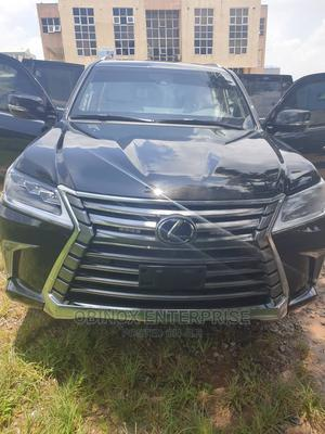 Lexus LX 2020 570 (5 Seats) AWD Black | Cars for sale in Abuja (FCT) State, Central Business District
