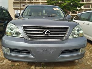 Lexus GX 2005 470 Sport Utility Blue | Cars for sale in Abuja (FCT) State, Central Business District