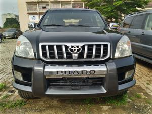 Toyota Land Cruiser Prado 2008 3.4 5dr Black | Cars for sale in Abuja (FCT) State, Central Business District