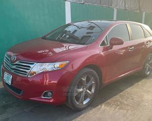 Toyota Venza 2010 Red | Cars for sale in Lagos State, Ogba