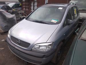 Opel Zafira 1999 1.8 Silver | Cars for sale in Lagos State, Isolo