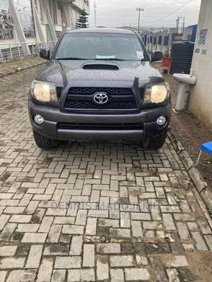 Toyota Tacoma 2011 Double Cab V6 Automatic Gray   Cars for sale in Oyo State, Oluyole