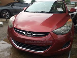 Hyundai Elantra 2011 Red   Cars for sale in Lagos State, Ikeja