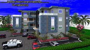 Architectural Drawing of a Hotel | Building & Trades Services for sale in Anambra State, Onitsha
