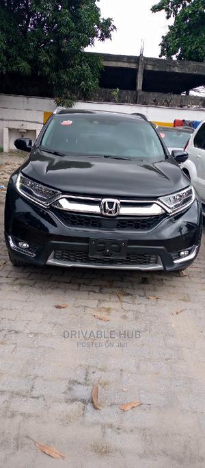 Honda CR-V 2019 Touring AWD Black | Cars for sale in Lagos State, Amuwo-Odofin