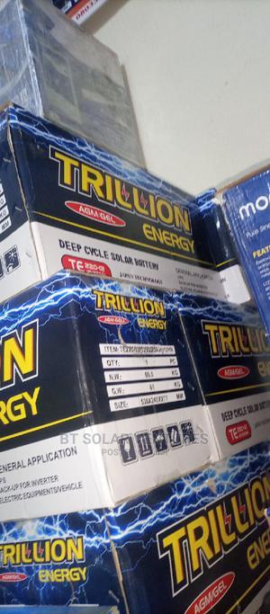 220ah Trillion Solar Battery | Solar Energy for sale in Lagos State, Ojo