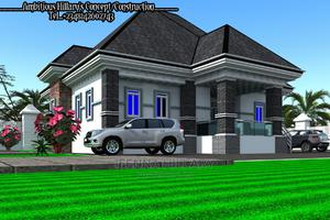 Architectural Drawing of 3bedroom Bungalow | Building & Trades Services for sale in Anambra State, Onitsha