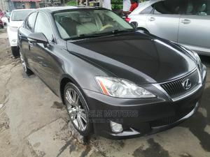 Lexus IS 2009 250 4WD Brown   Cars for sale in Lagos State, Apapa