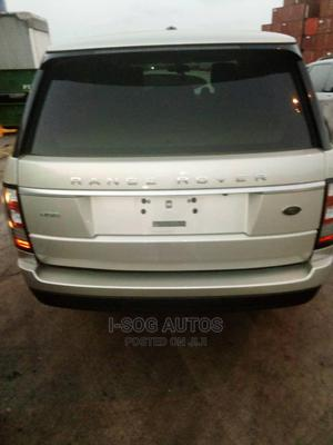 Land Rover Range Rover 2014 Gold | Cars for sale in Lagos State, Lekki