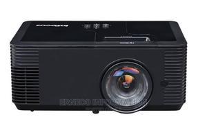 Infocus IN136ST 4000-Lumen WXGA Short-Throw DLP Projector | TV & DVD Equipment for sale in Lagos State, Ikeja