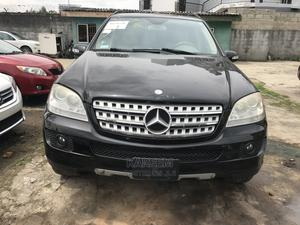 Mercedes-Benz M Class 2008 ML 350 4Matic Black | Cars for sale in Lagos State, Maryland