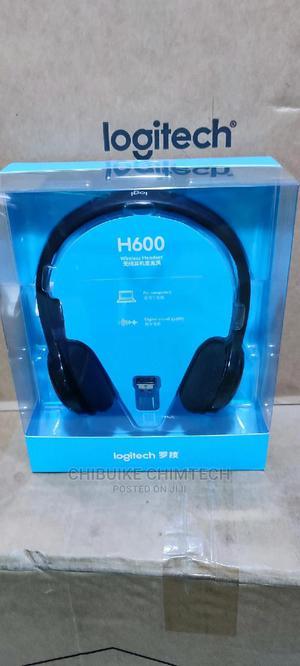 Logitech Headset H600   Headphones for sale in Lagos State, Ikeja