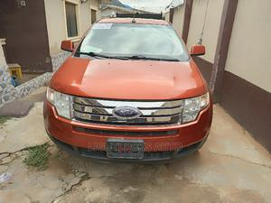 Ford Edge 2008 Orange | Cars for sale in Lagos State, Abule Egba