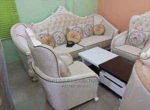 High Quality Complete Set Imported Royal Sofa Chair | Furniture for sale in Lagos State, Lagos Island (Eko)