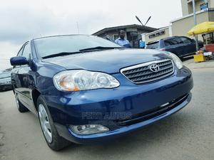 Toyota Corolla 2007 1.6 VVT-i Blue   Cars for sale in Lagos State, Ikeja