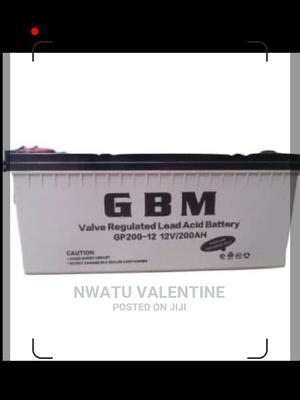 Gbm 200ah 12V Inverter Battery   Solar Energy for sale in Lagos State, Ojo