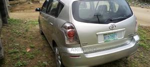 Toyota Corolla 2005 Verso 1.8 VVT-i Luna Silver | Cars for sale in Rivers State, Port-Harcourt
